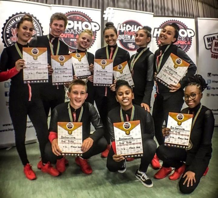 Isabella de Lima to participate in World Hip Hop Championships Arizona 2018 Logo