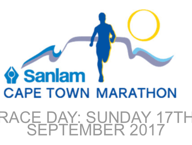 Cape Town Marathon for TBI Research