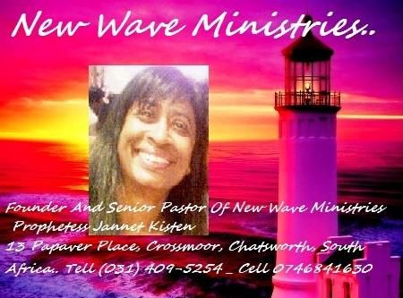 New Wave Ministries  Logo