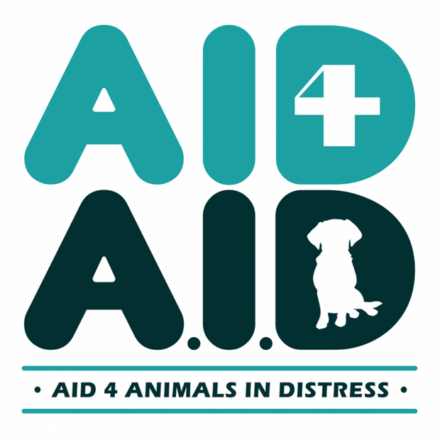 Aid 4 Animals in Distress Logo