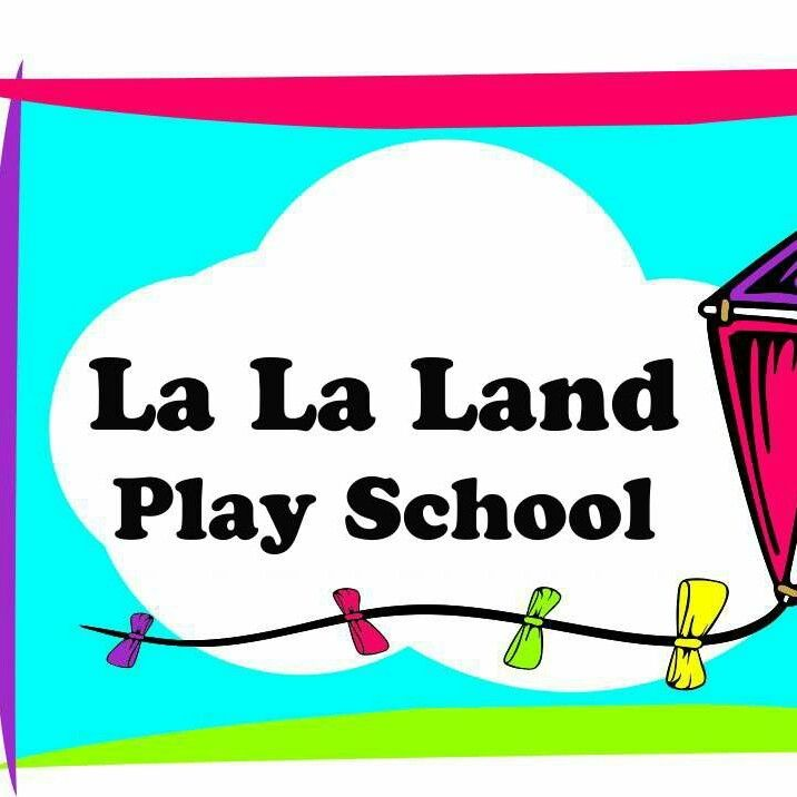 LaLa Land Playschool Logo