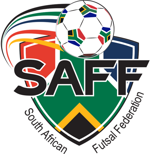 SAFF ( SOUTH AFRICAN FUTSAL FEDERATION ) Logo