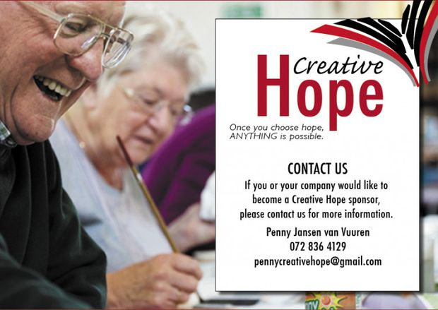 Creative Hope Cause Logo