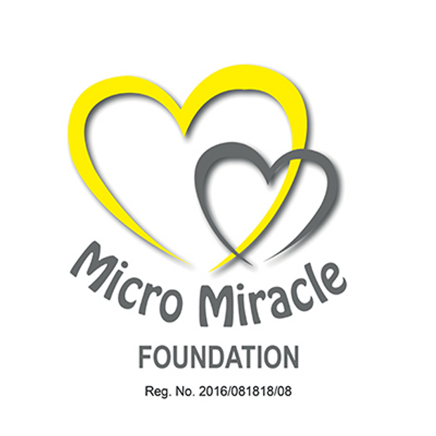 Micro Miracle Foundation NPC Logo