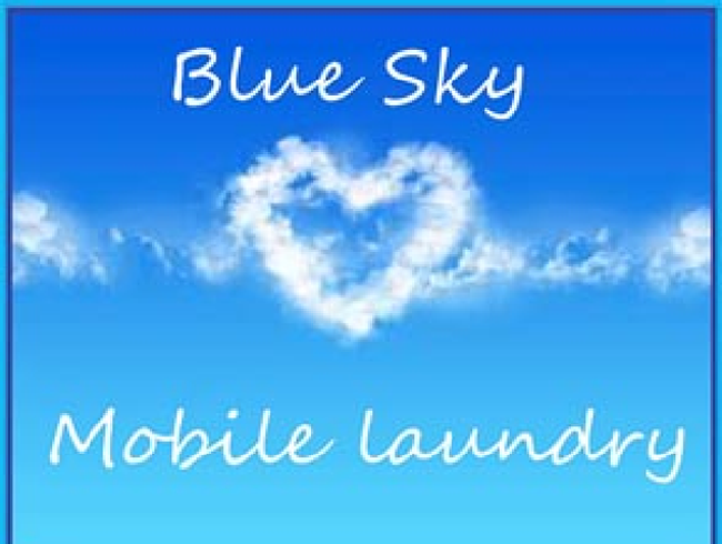 Blue Sky Mobile Laundry Service Cause