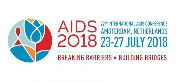 Ashleigh Cramb - International AIDS Conference 2018 Logo