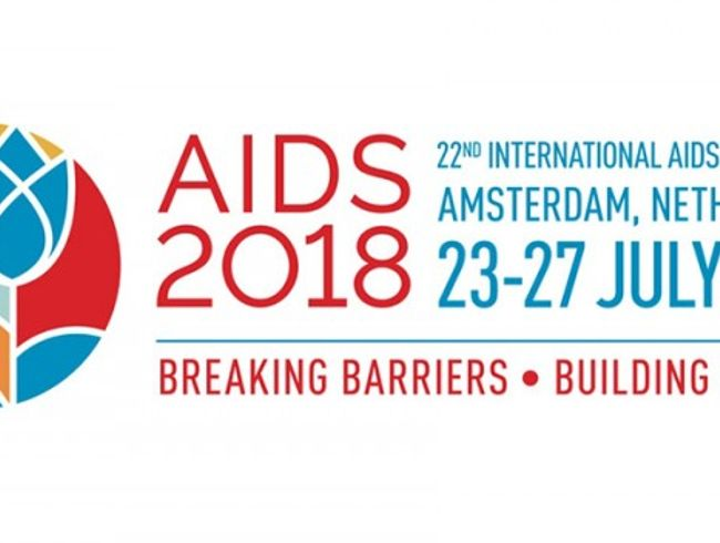 Ashleigh Cramb - International AIDS Conference 2018