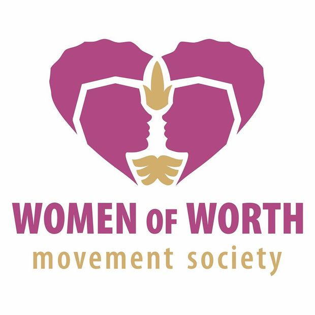 Women of worth movement society  Logo