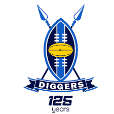 Diggers Rugby Club Cats Cause Logo