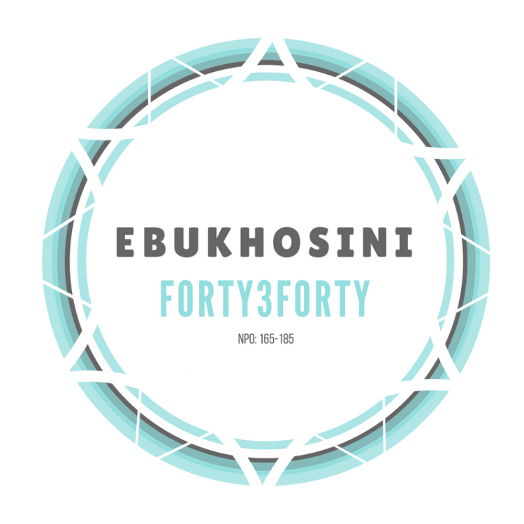 Ebukhosini Forty Three Forty Logo