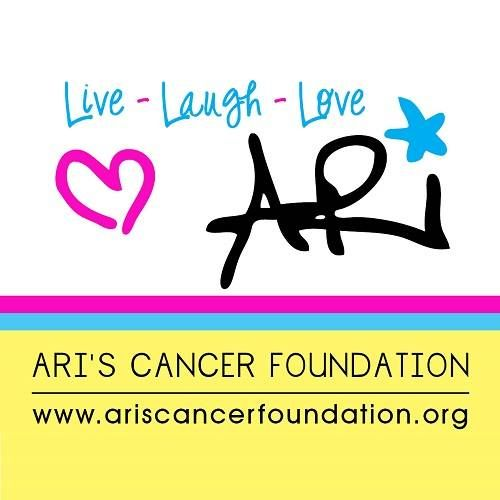 Live Laugh Love - Aris Cancer Foundation Logo