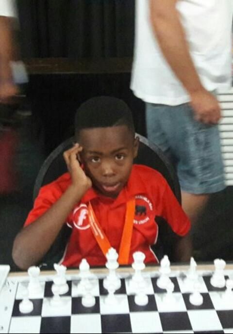 Judy Lamont - Joshua Junior Chess  Logo