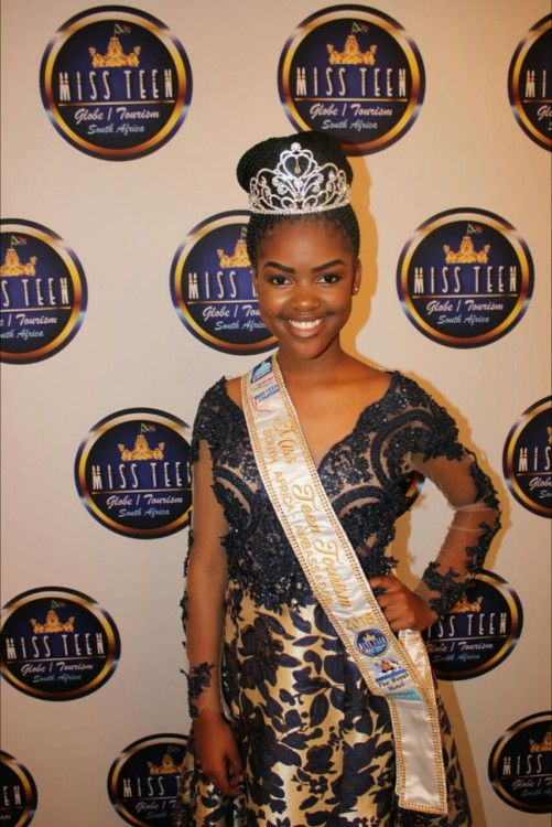 Busiswa's Miss Teen Tourism International Cause Logo