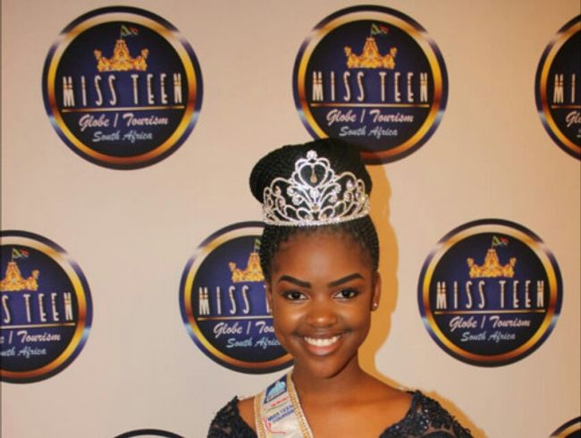 Busiswa's Miss Teen Tourism International Cause