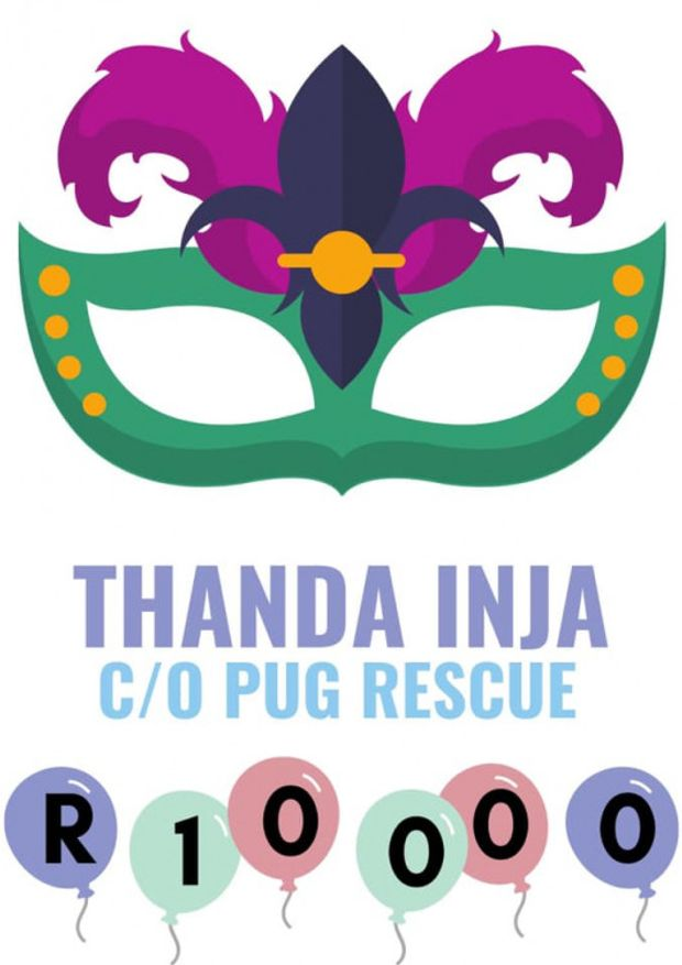 The Thanda Inja Community Outreach Project Logo