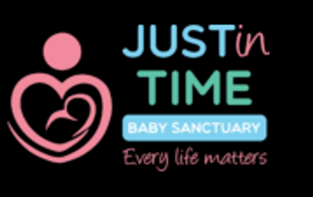 Just In Time Baby Sanctuary Logo