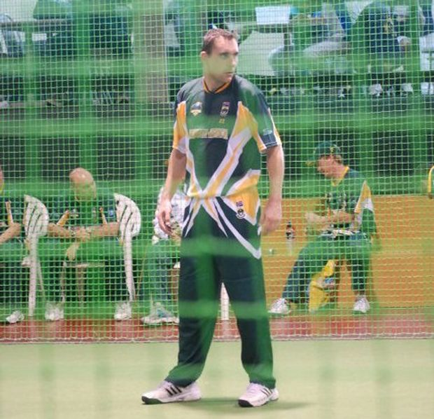 Marius Nel Indoor Cricket Cause Logo