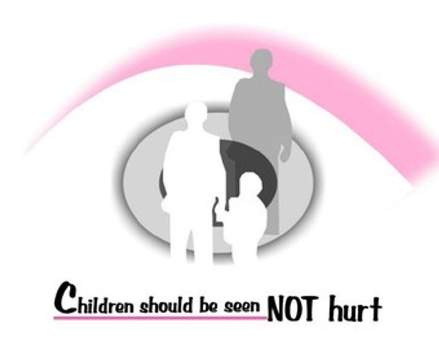 The Pink Ladies Organisation for Missing Children Logo