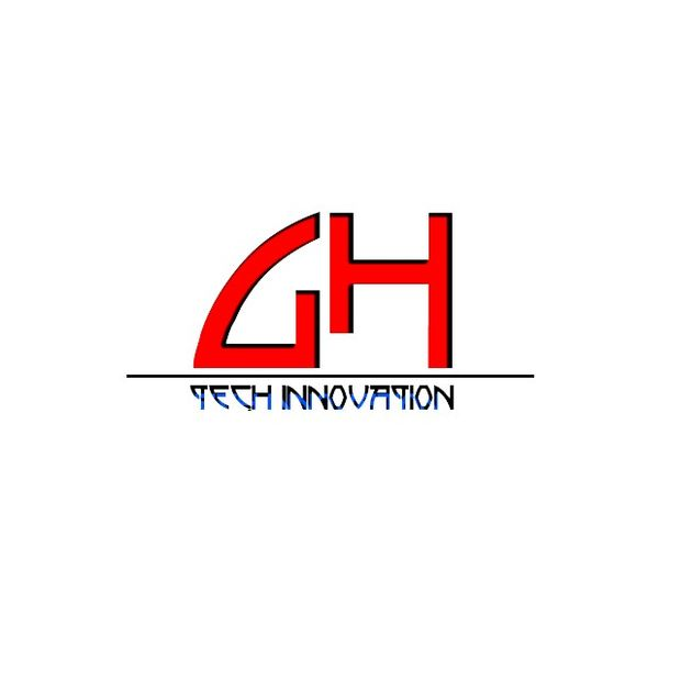 GHETTO HEROES TECH INNOVATION Logo