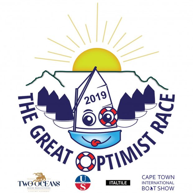 The Great Optimist Race Logo