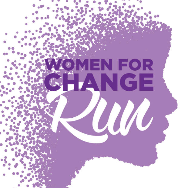 Women For Change Run by CMIYC Logo