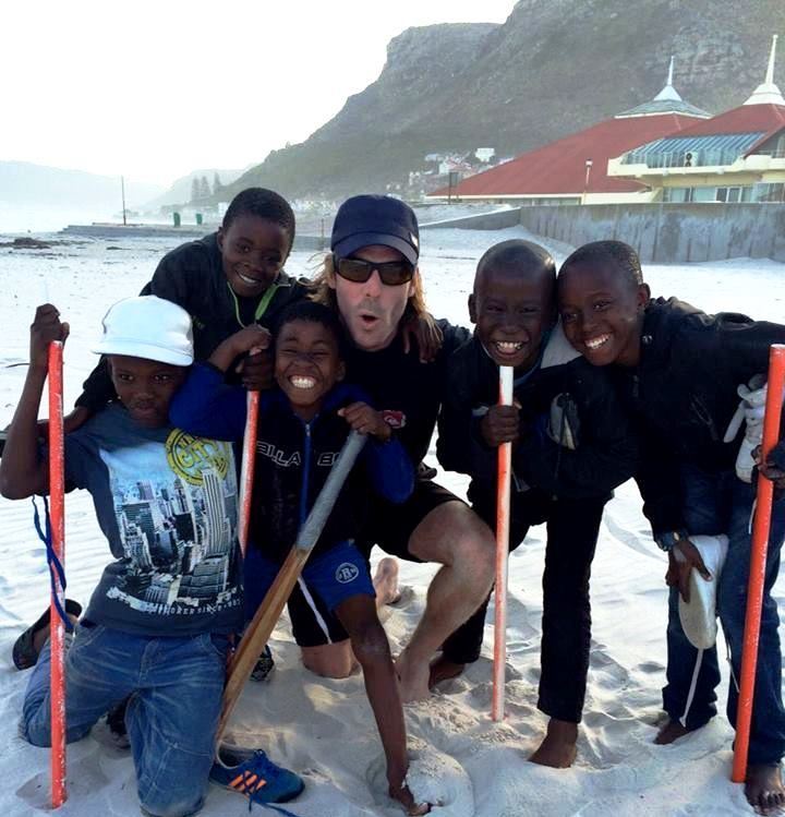 SCHOOLS & SUMMITS | Climbing South Africa's Highest Peak for Sports Upliftment in Masiphumelele thumbnail image