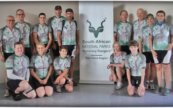 SanParks Honorary Rangers  cycling team's Avatar
