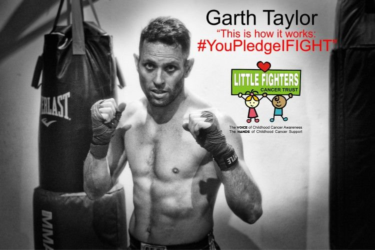 Garth Taylor 'You Pledge, I Fight'