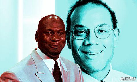 【霸道總裁?】這名公司CEO曾經單挑贏了MJ!!