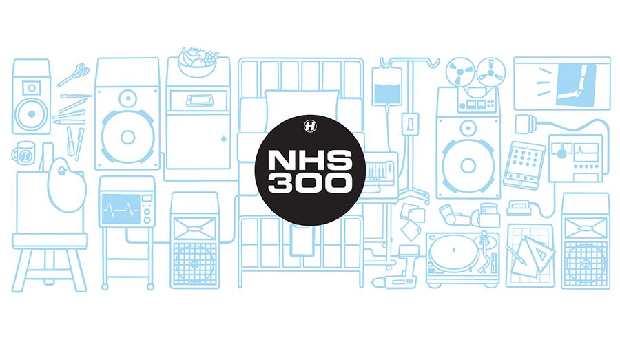 BEATSELECTOR Magazine | Hospital Records Marks Milestone of 300 Releases with New EP & Book