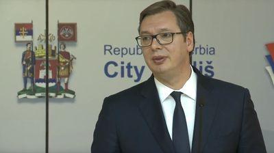 Vučić: Penzije i plate u Srbiji sigurne i neće biti smanjivane