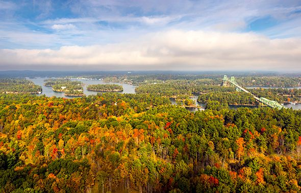 5 scenic bridges for dazzling views of fall near Toronto