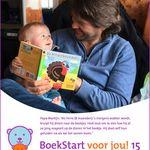 Een gloednieuwe *BoekStart voor jou!*