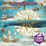 'Oceaan en hemel' van The Fan Brothers wint de Sardes-Leespluim!