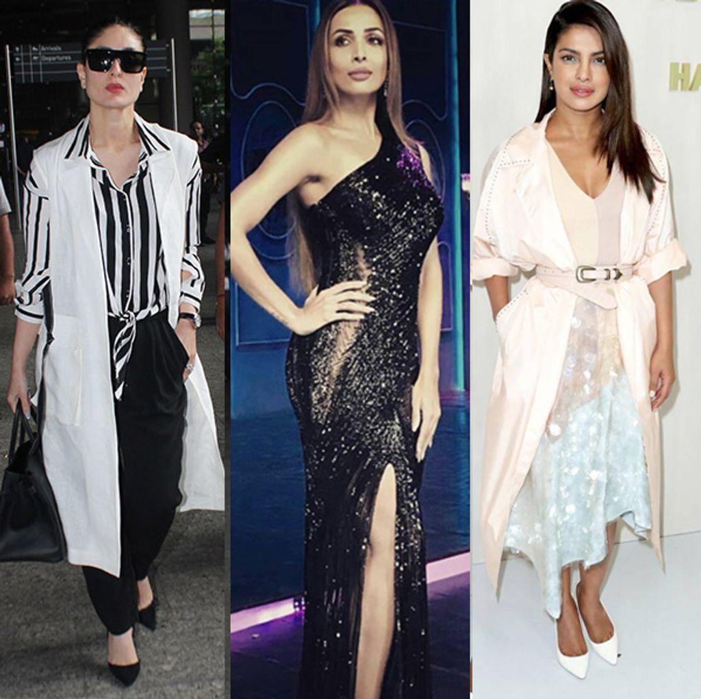Kareena Kapoor Khan, Priyanka Chopra, Malaika Arora battle it out to be the best-dressed celebs this week