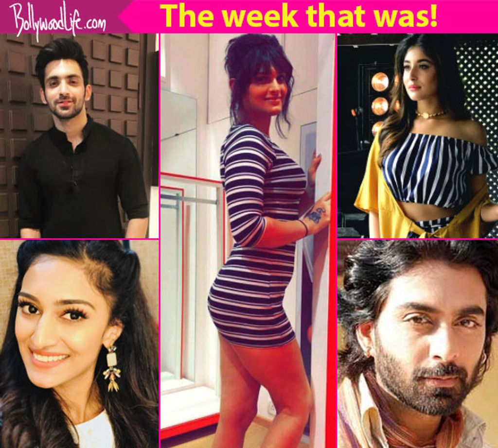 Gauri Arora, Arjit Taneja, Kritika Kamra  meet the newsmakers of the week from TV!