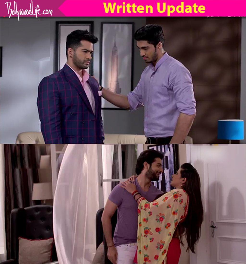 Kasam-Tere Pyar Ki 20th October 2017 Written Update Of Full Episode: Tanuja gets closer to Rishi as Abhishek senses the threat