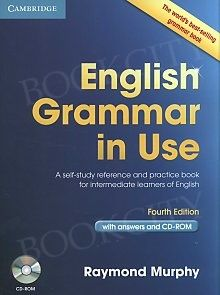 English Grammar in Use 4th Edition with CD-ROM