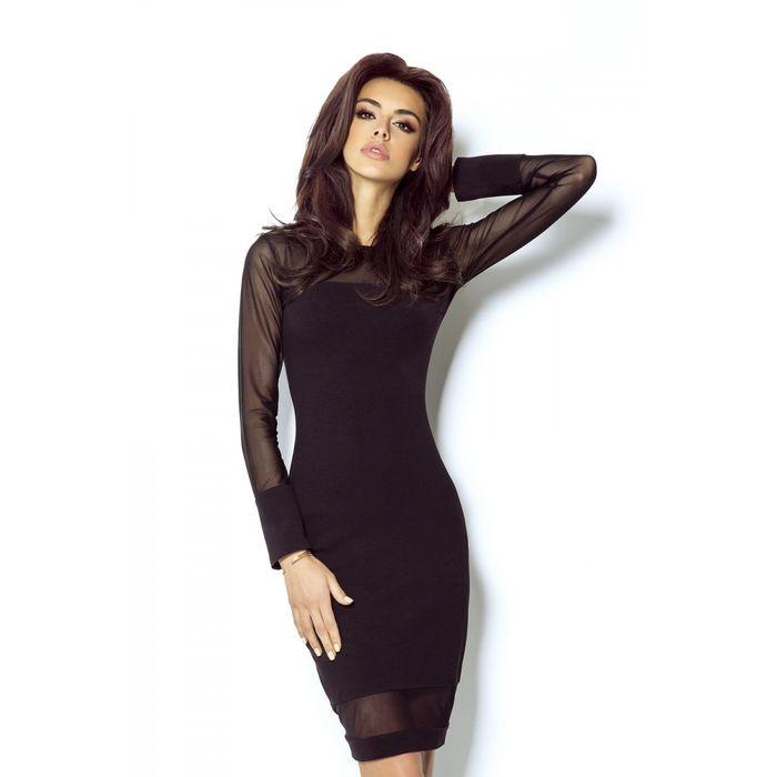 Short dress model 107549 IVON