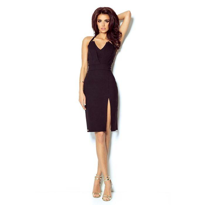 Short dress model 111700 IVON