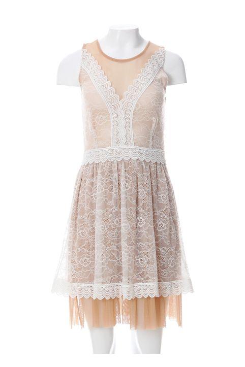 Lynne Vol.2 - Ζαχαρί Γυναικείο Φόρεμα LYNNE