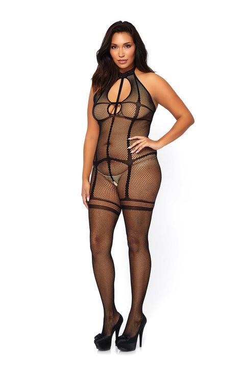 Underwear Essentials - Γυναικεία Ολόσωμη Φόρμα Leg Avenue