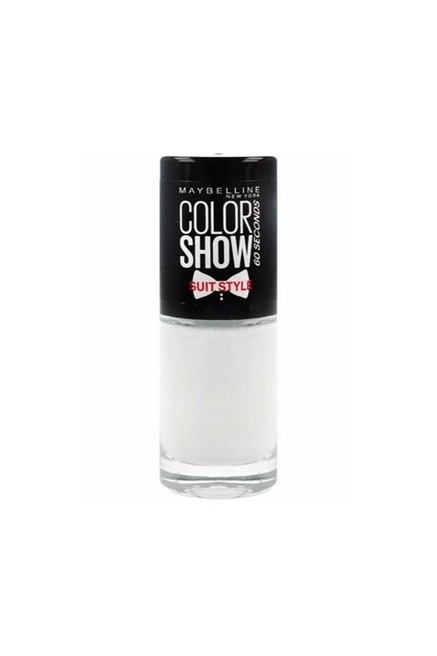 Beauty Basket - Maybelline Color Show Nail Lacquer No 442 Business Blouse