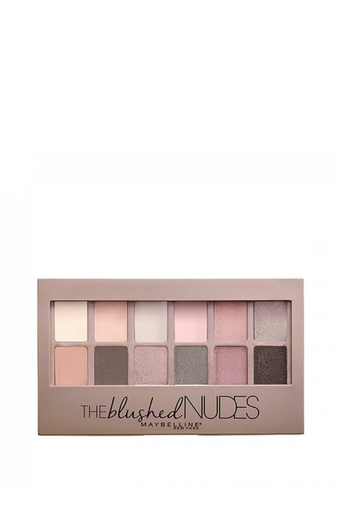 Beauty Basket - MAYBELLINE The Blushed Nudes Palette Eyeshadow