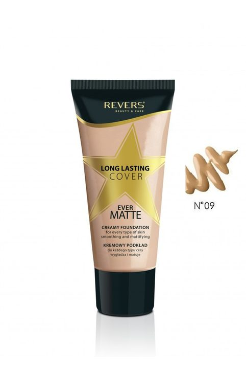 Beauty Basket - Fluid Long Lasting CoverFoundation 09 SAND