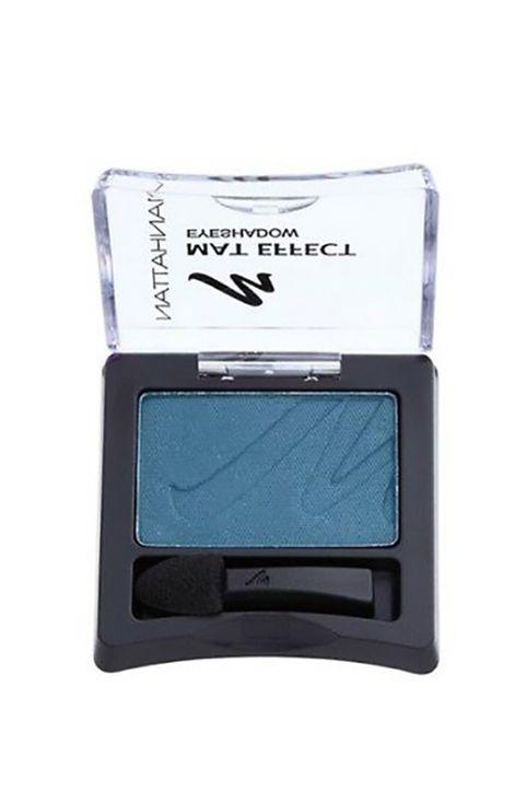 Beauty Basket - Manhattan Mat Effect Eyeshadow 78X MAt Petrol