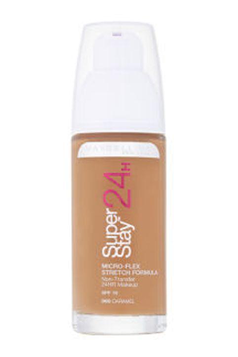 Beauty Basket - Maybelline Superstay 24h Foundation 060 Caramel