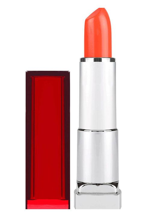 Beauty Basket - Maybelline Lipstick 912 Electric Orange