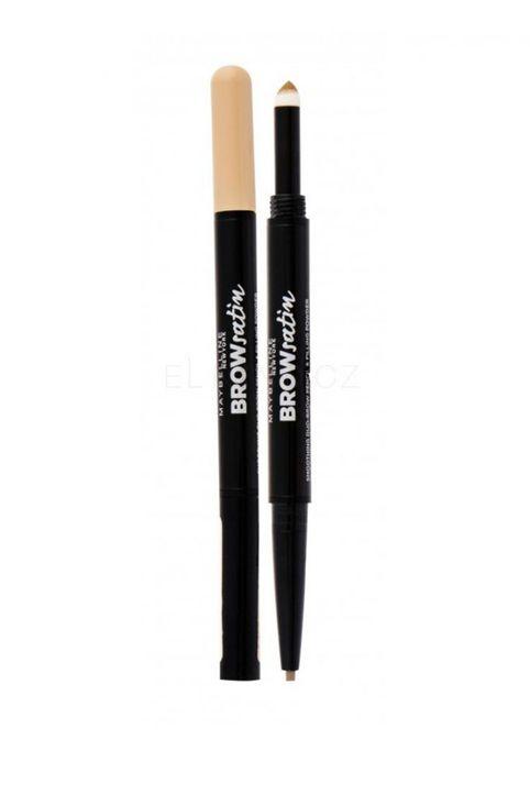 Beauty Basket - maybelline brow satin duo light blond