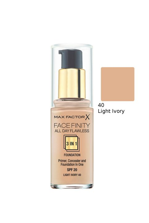 Beauty Basket - max factor facefinity 3in1 no 40